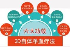 '3D自体免疫疗法六大功效'